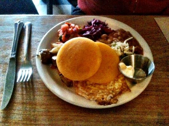 Bandidas Taqueria: The Breakfast