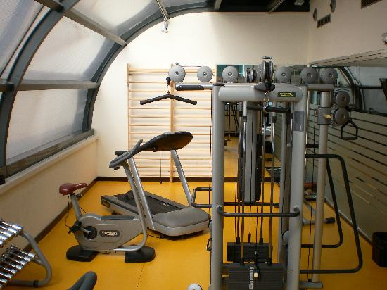 Foto de abba granada hotel granada gimnasio tripadvisor for Gimnasio 02 granada precio