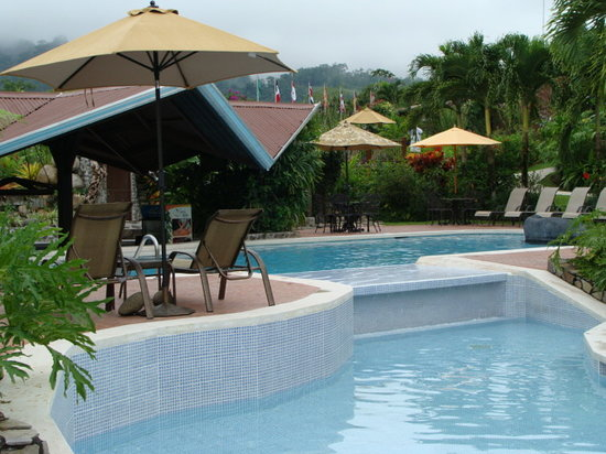 Arenal Springs Resort and Spa : Swimming pool area