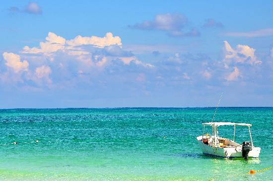 Secrets Maroma Beach Riviera Cancun: Beautiful water