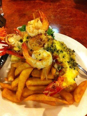 The Cray Seafood & Grill Restaurant