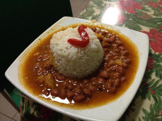 Tasca El Pescador: Rice n' Beans