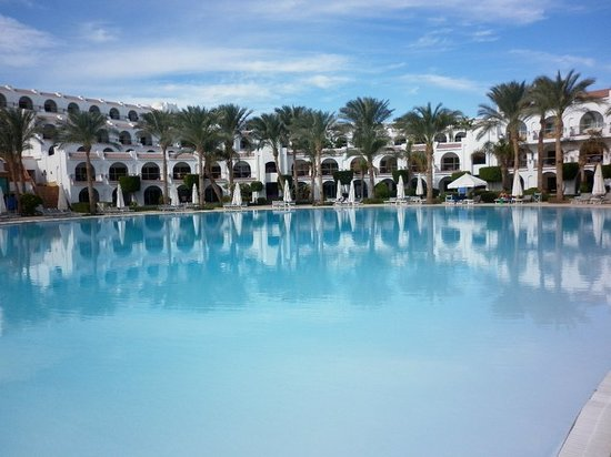 The Royal Savoy Sharm El Sheikh: The beautiful pool