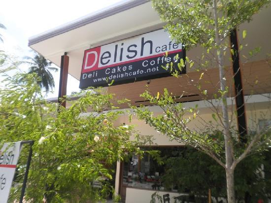 Delish Cafe: Delish