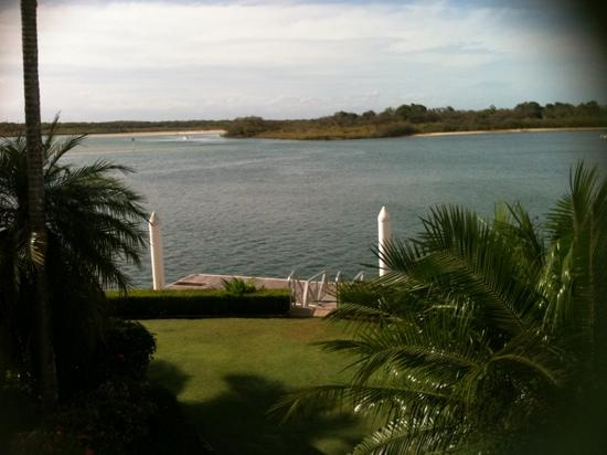 Noosa Quays: View from unit