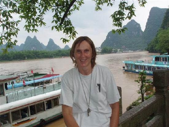 Yangshuo Culture House: Marion in Yangshou
