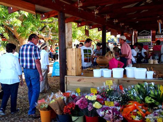 Outeniqua Farmers' Market: People at Outeniqua Farmers Market