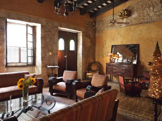 El Beaterio Casa Museo : Inside El Beaterio Guest House in Zona Colonial, Santo Domingo, Dominican Republic