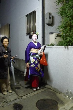 Kyoto Urban Adventures: Geisha spotting