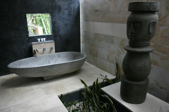 The Purist Villas and Spa: bathroom