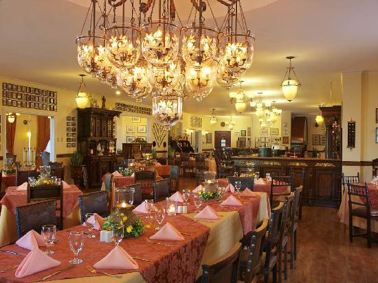 The Peacock Garden: Old Heidelberg Restaurant