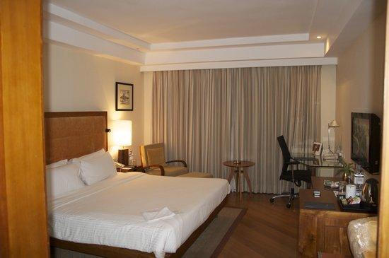 Taj Samudra Colombo: Bedroom