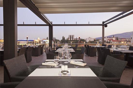 Hotel City Maribor: Restaurant