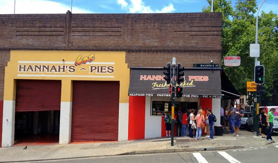 Hannah's Pies