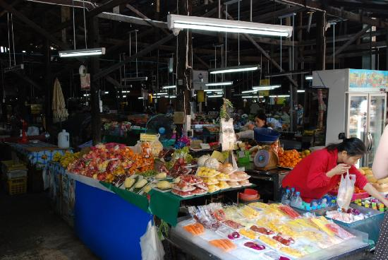 Tak Province, Thailand: Local Market