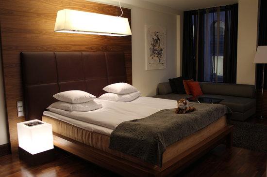 GLO Hotel Kluuvi Helsinki: My room
