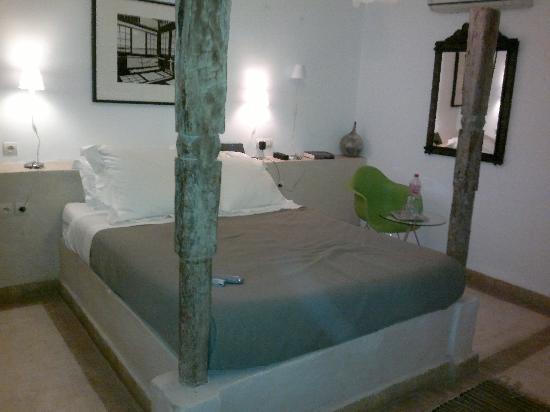 Riad Timila : room by the pool