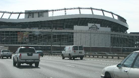 Sports Authority Field at Mile High: Invesco Field at Mile High