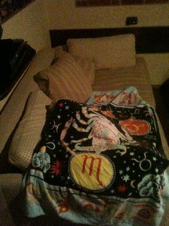 """Cascina al Campaccio: asciugamani """"di recupero"""""""