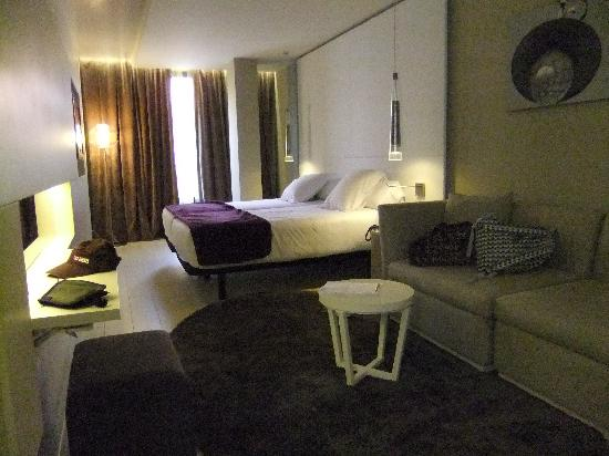Hotel Grums Barcelona: chambre