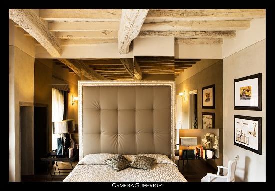 Figline Valdarno, Italia: Camera Superior