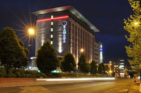Hotels In Salford Quays Manchester England