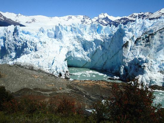 TodoCalafate: Glaciar Perito Moreno.