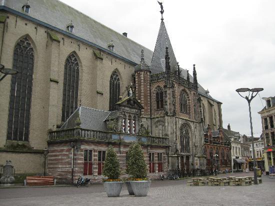 Dordrecht, Niederlande: chiesa di san michele esterno