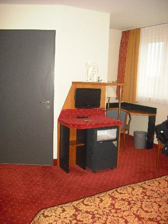 HEP Hotel Berlin : The room