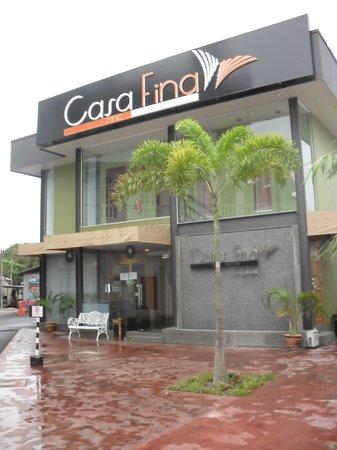 Casa Fina Fine Homes: The reception area