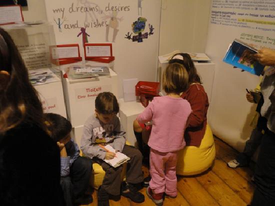 Μουσείο Ελληνικής Παιδικής Τέχνης: ...every one is welcome