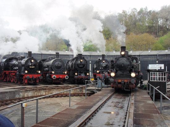 Bochum, Germany: dicker Dampf