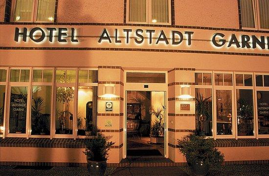 Hotel Altstadt: Außenansicht