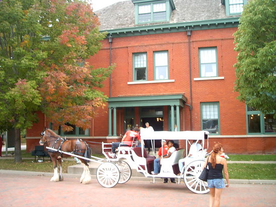 Carriage Town Historic District