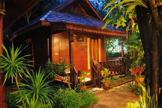 Baan Habeebee Resort : Very well done cottages