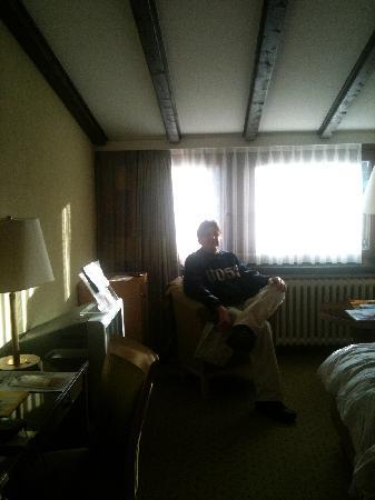 Maritim Hotel Schnitterhof: Standard room
