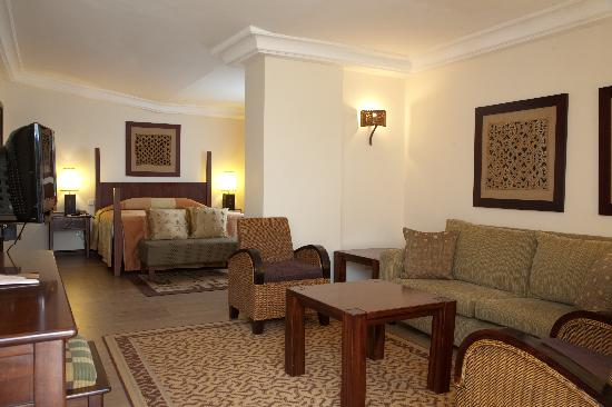 The African Regent Hotel: Executive Room