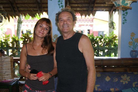 Hotel Guarana: Rosa y Paolo