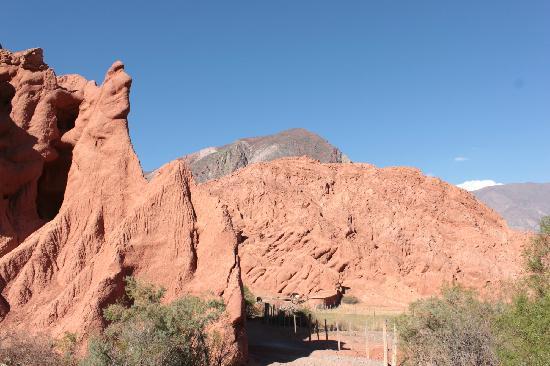 Paseo de los Colorados: Paseo Los Colorados