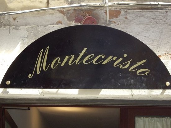 Montecristo: ingresso