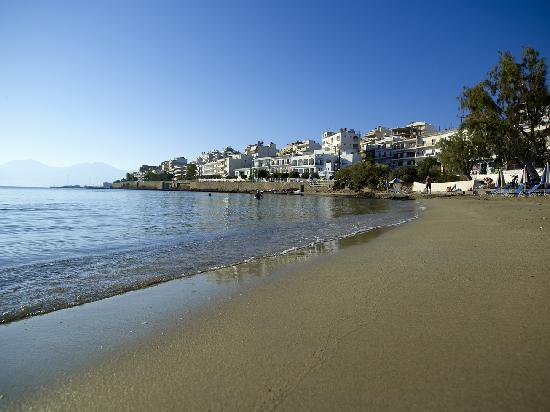 Victoria Hotel: Ammoudi Beach