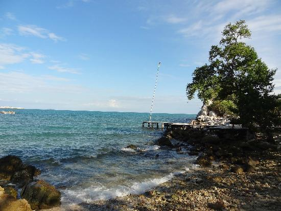 Ko Samet, Thaïlande : This is at the southern most point of the island