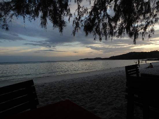 Ko Samet, Tayland: About 5 minutes away from the pier