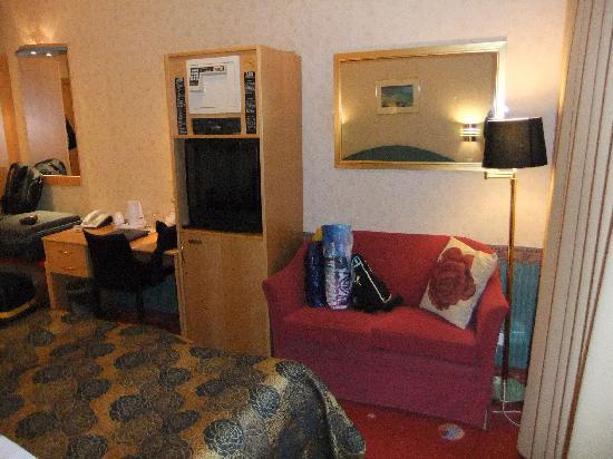 Hotel Keflavik: Deluxe Room