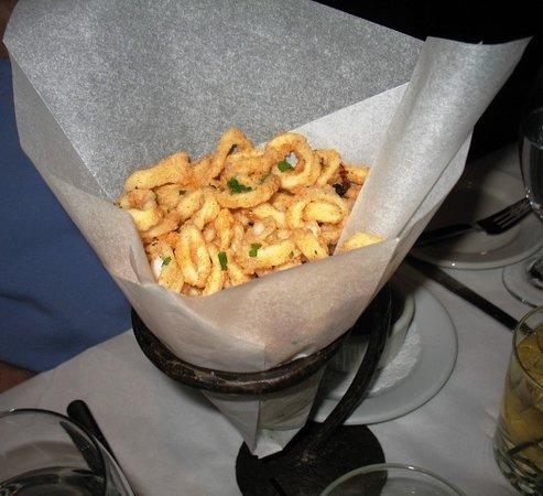 Rustique Bistro: Calamari