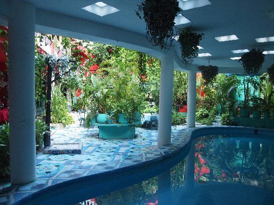 Maya del Mar: pool