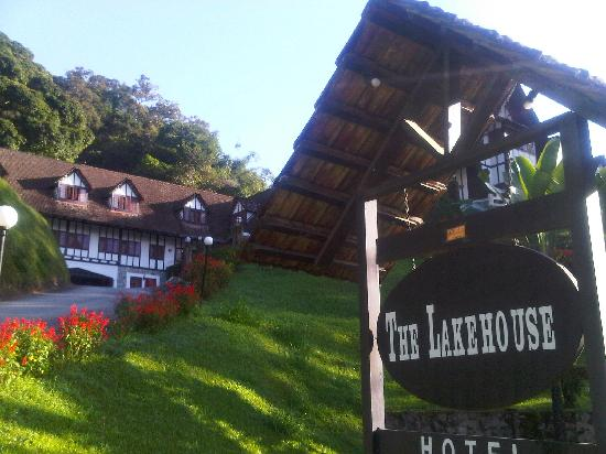 The Lakehouse, Cameron Highlands: Outside view