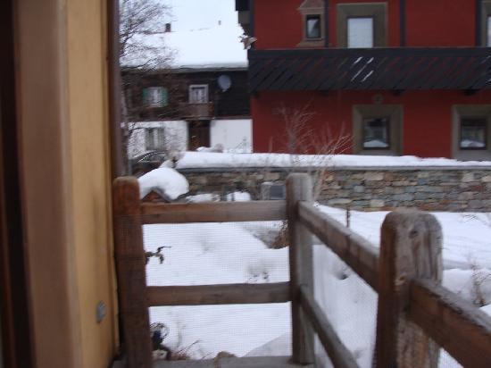 Original Galli Chalet: all'esterno vedo, balcone2