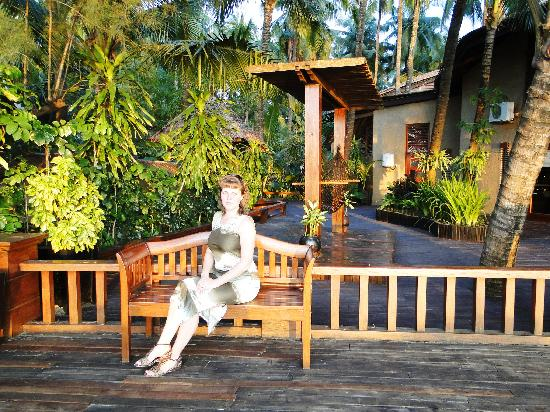 Amata Resort and Spa : набережная отеля