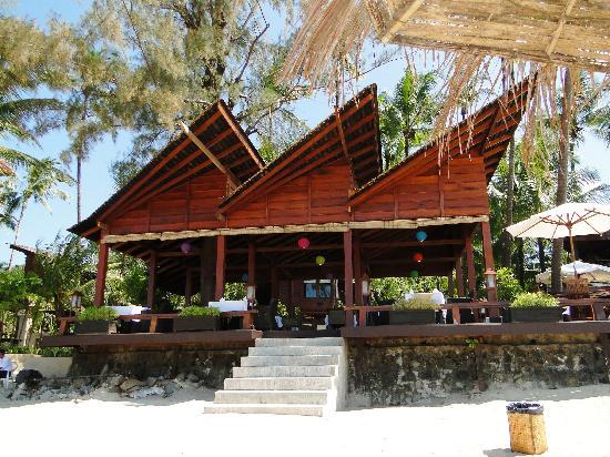 Amata Resort and Spa : ресторан отеля